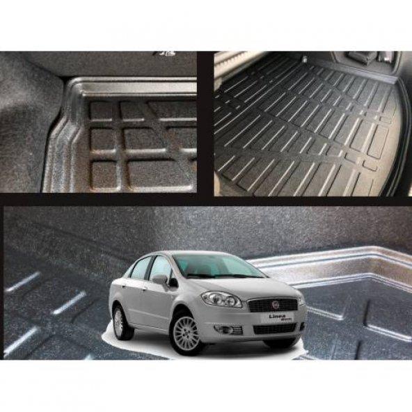 Fiat Linea 2009 Model 3D Bagaj Havuzu