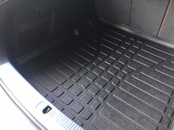 Volkswagen Tiguan 2015 Model 3D Bagaj Havuzu