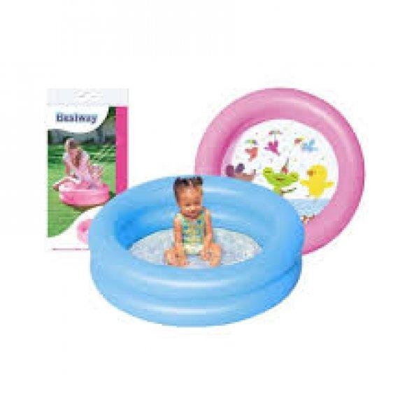 Halkalı Renkli Çocuk Havuzu