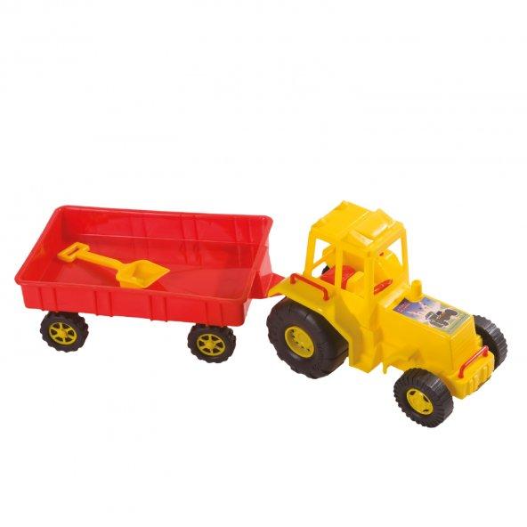 Römorklu Traktör
