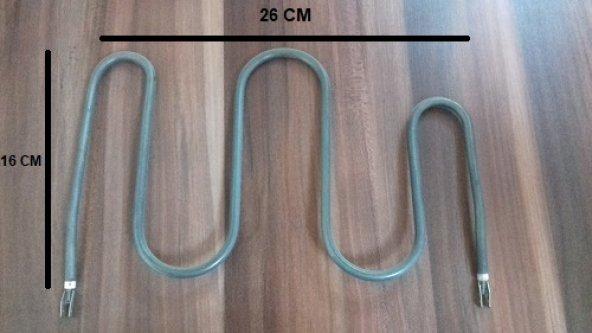 TOST REZİSTANS Q:6,5mm 750 W  220 V