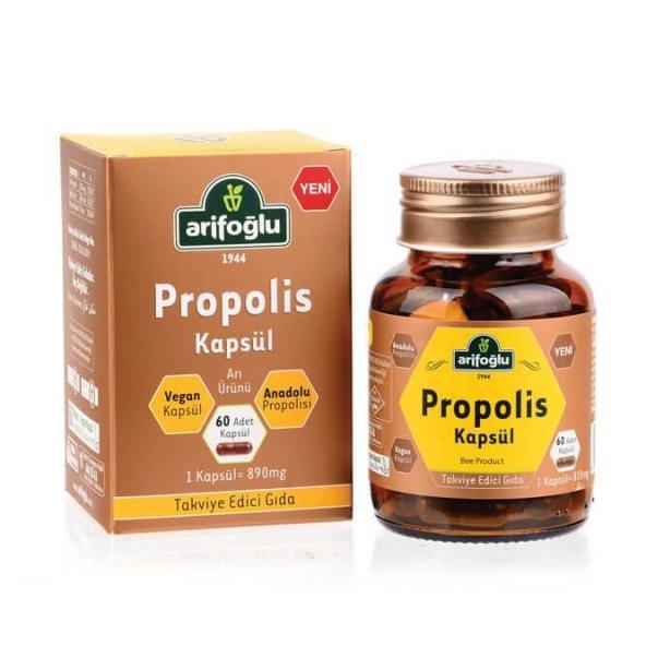 Propolis Kapsül 60 LI /810mg