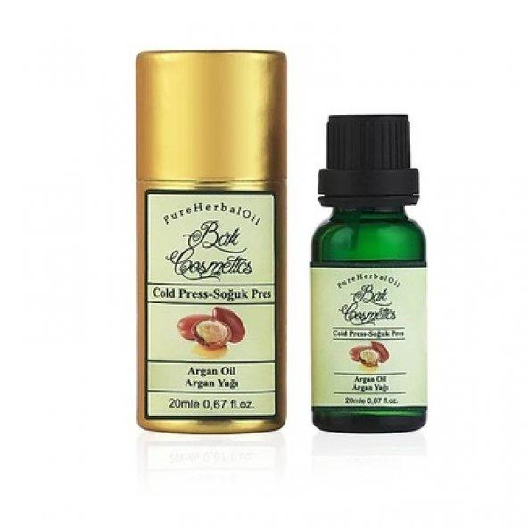 Bak Cosmetics Argan Yağı 20 ML