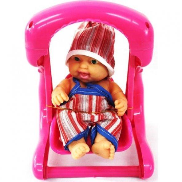 Efe 847 Oyuncak Mama Sandalyeli Et Bebek