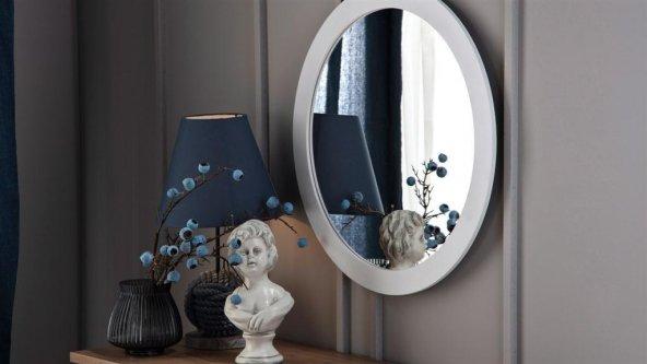 Mondi Lavin Konsol Tuvalet Makyaj Aynası Dekoratif Aynalar