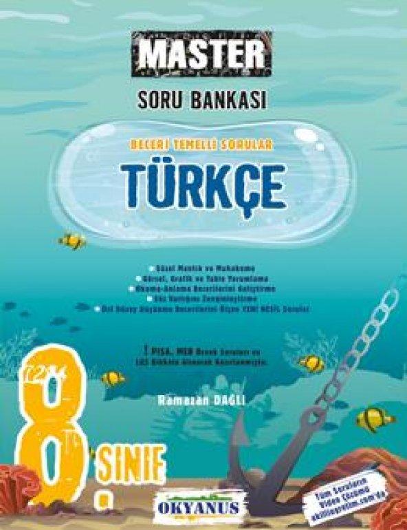 8.Sınıf LGS Master Türkçe Soru Bankası