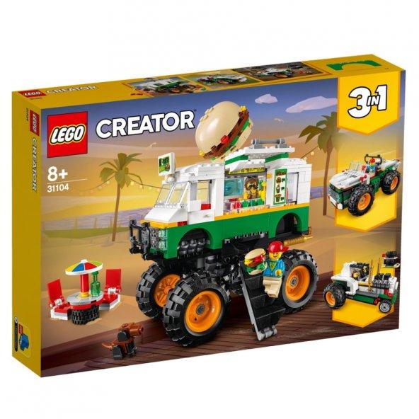 LEGO Creator Burger Truck 31104