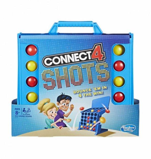 Hasbro Connect 4 Shots Kutu Oyunu E3578