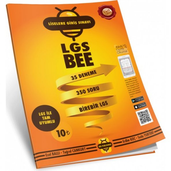 Arı 8. Sınıf LGS İngilizce Bee 35 Deneme