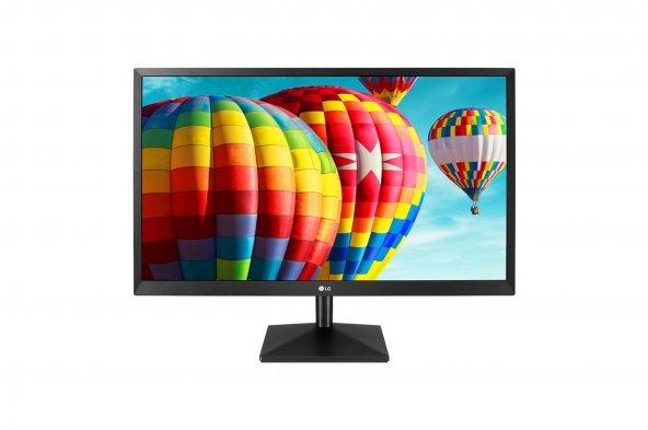LG 27MK430H-B 27 inch 75Hz 5ms (HDMI+Analog) FreeSync Full HD IPS Monitör