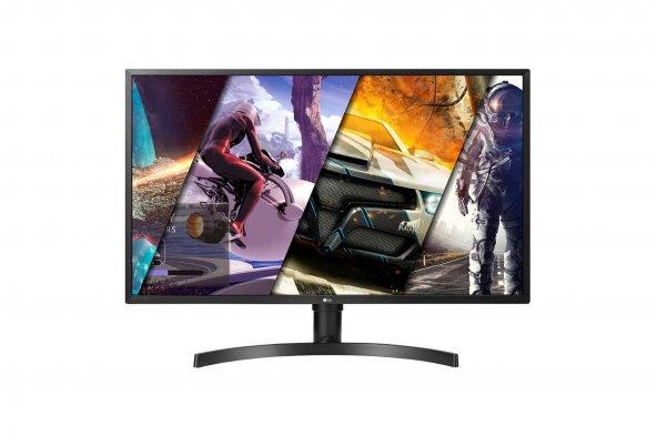 LG 32UK550-B 31.5inch 4ms (HDMI+Display) FreeSync UHD Gaming Monitör