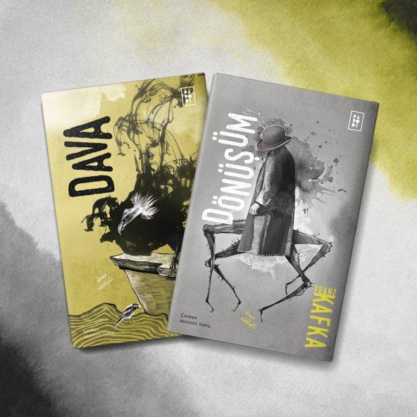 Franz Kafka 2 Kitap Set