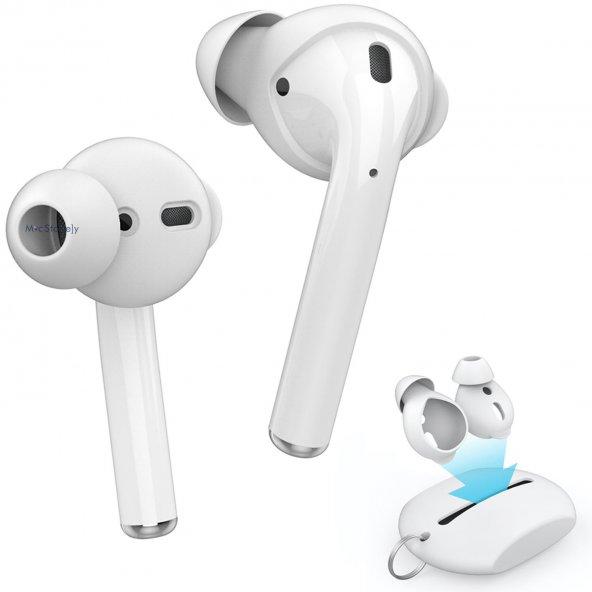 AirPods EarPods Kılıf Kulaklık 0,5MM İnce Tasarım Daha Net Müzik Daha Sağlam Kavrama