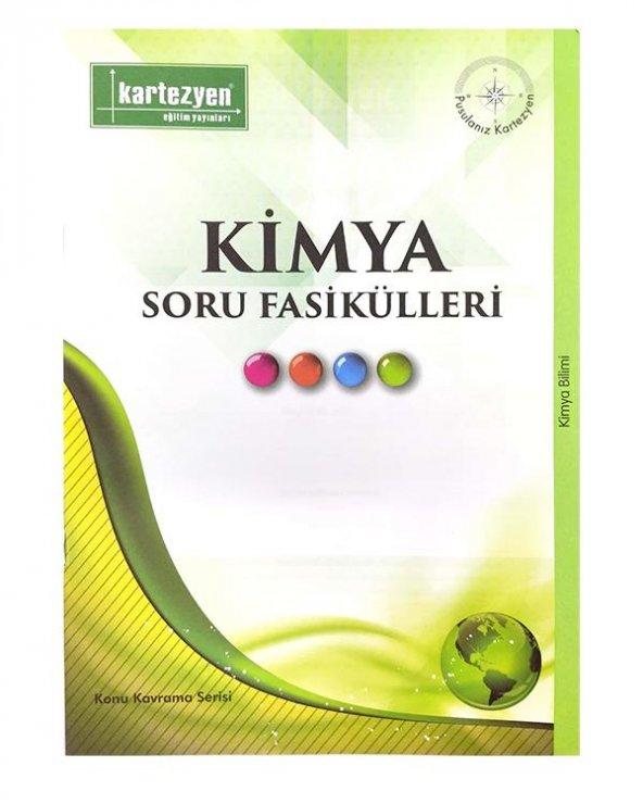 TYT Kimya Soru Fasikülleri (Kartezyen Yayınları)