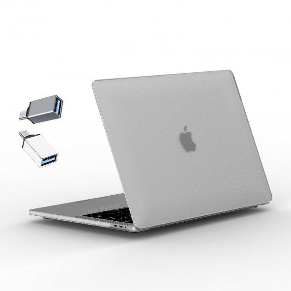 MacBook Air Kılıf Koruyucu HardCase Kılıf A1932 A2179 13