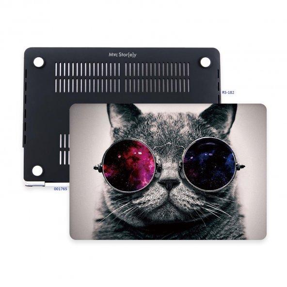 Yeni MacBook Air Kılıf A1932 A2179 13 inç Uyumlu USB-C Hediyeli Özel Kutulu Ürün Cat 01NL