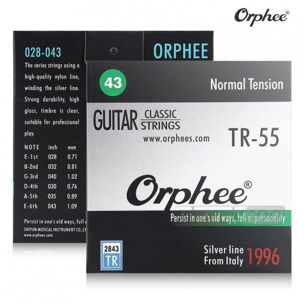 ORPHEE TR-55 KLASİK GİTAR TAKIM TEL