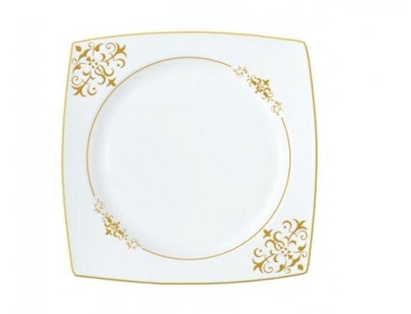 Taç 85 Parça İhtişamı Osmanlı Enderun Gold Bone Yemek Takımı TAC2002