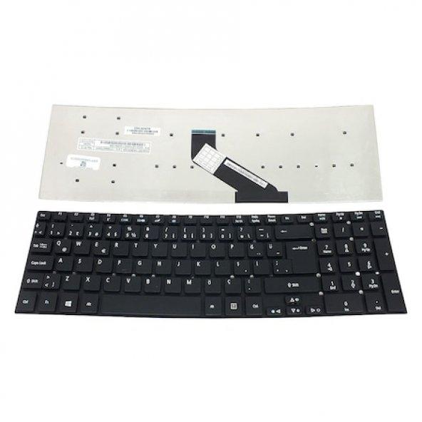 Acer Aspire 5830 Klavye (Türkçe Siyah)