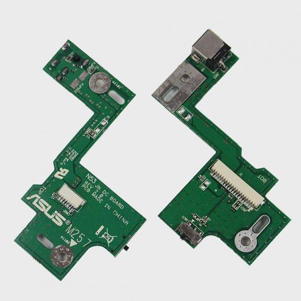 Asus N53SN-SZ007V Dc Power Board Jack Adaptör Şarj Soketi