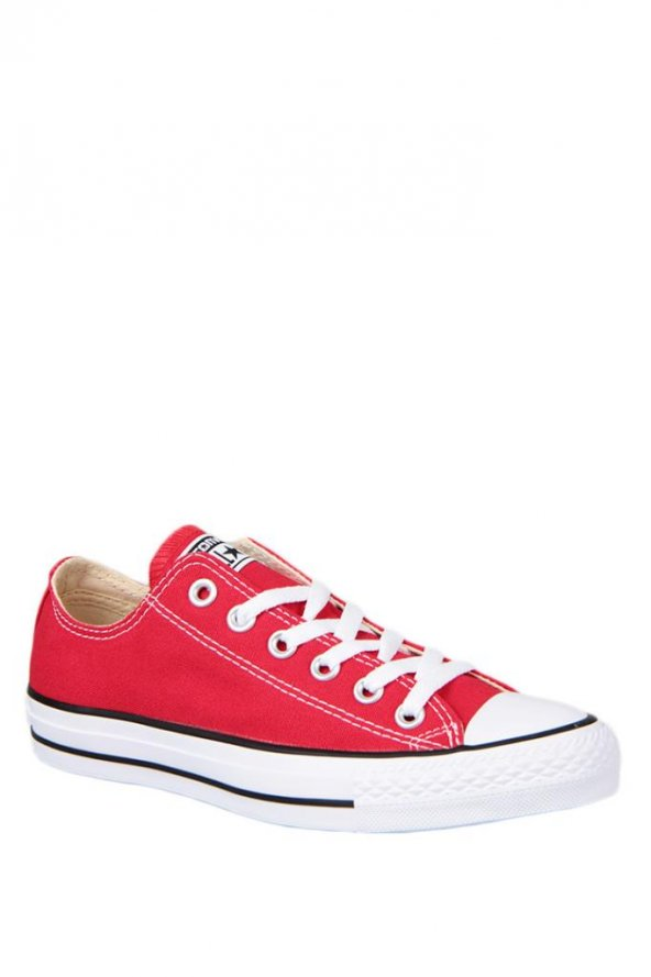 Converse Converse Chuck Taylor All Star Unisex Kırmızı Kısa Sneaker (M9696C)