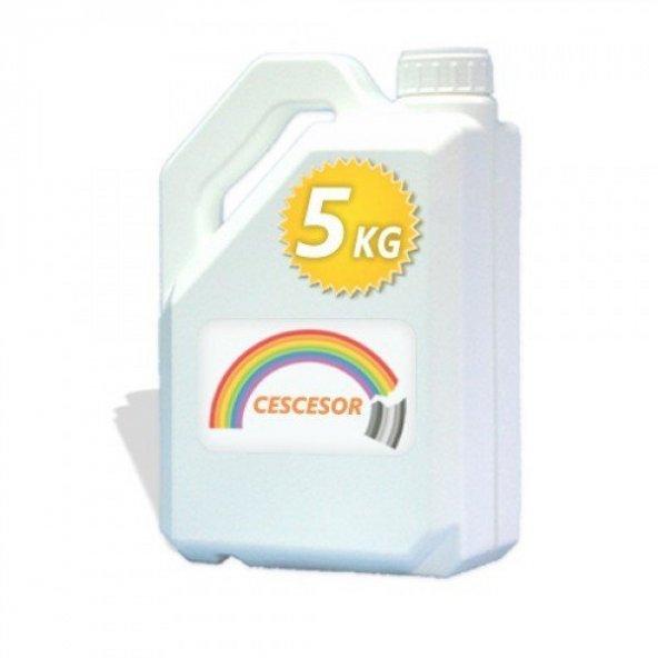 Cescesor Epson UltraChrome K3 Uyumlu 5kg Matte Black Mürekkep