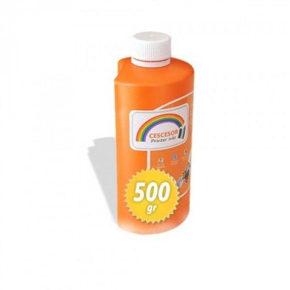 Cescesor Canon ChromaLife100+Pro Uyumlu 500gr Magenta Mürekkep