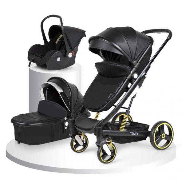 Huggy Revo 5 İn 1 Travel Bebek Arabası