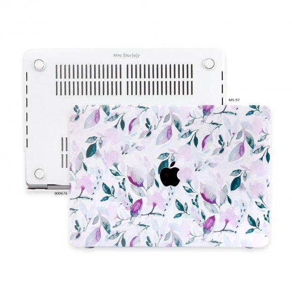 MacBook Pro Touch Bar Kılıf HardCase A1706 A1708 A1989 A2159 13 inç Özel Tasarım Kutulu MS97