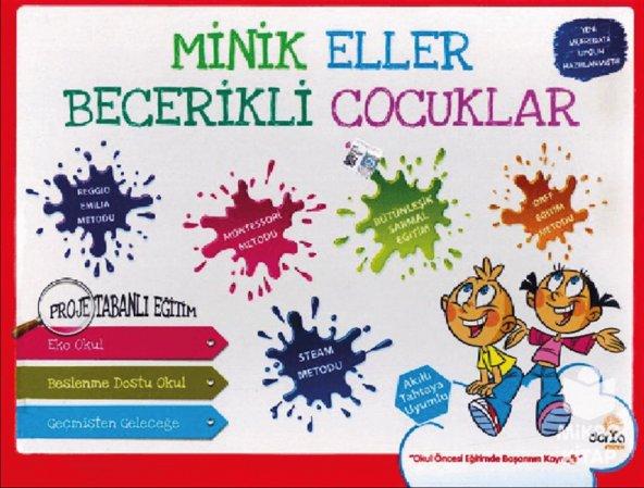 Minik Eller Becerikli Çocuklar - Eğitim Seti