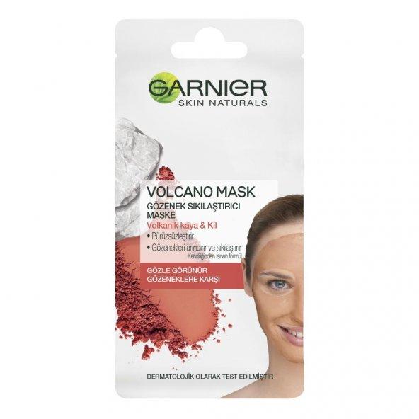 Garnier Skin Naturals Gözenek Sıkılaştırıcı Maske 8ML