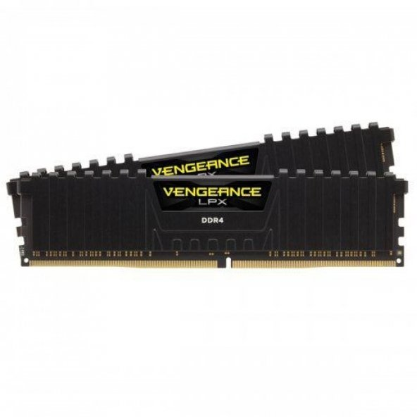 Corsair Vengeance 32GB (2x16) 3600MHz DDR4 CMK32GX4M2Z3600C18 Bellek
