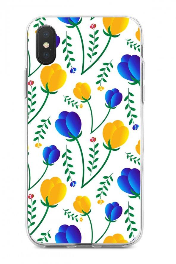 Apple iPhone XS Kılıf Leaf Serisi Ryleigh