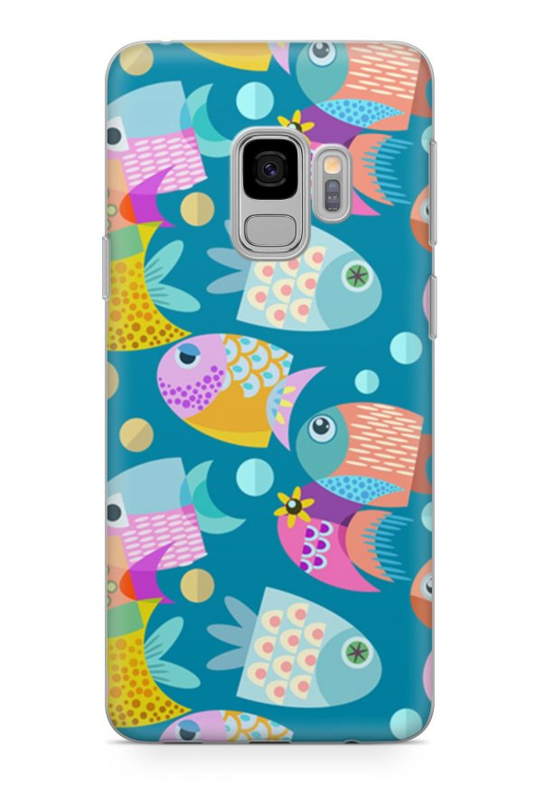 Samsung Galaxy S9 Kılıf Fishie Serisi Sarah
