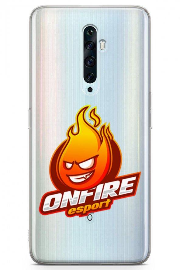 Oppo Reno 2z 2019 Kılıf Gamer Oyuncu Serisi Kamryn