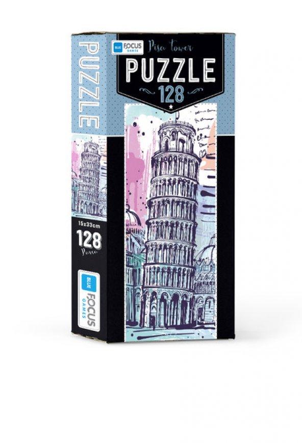 128 PARÇA - PISA TOWER