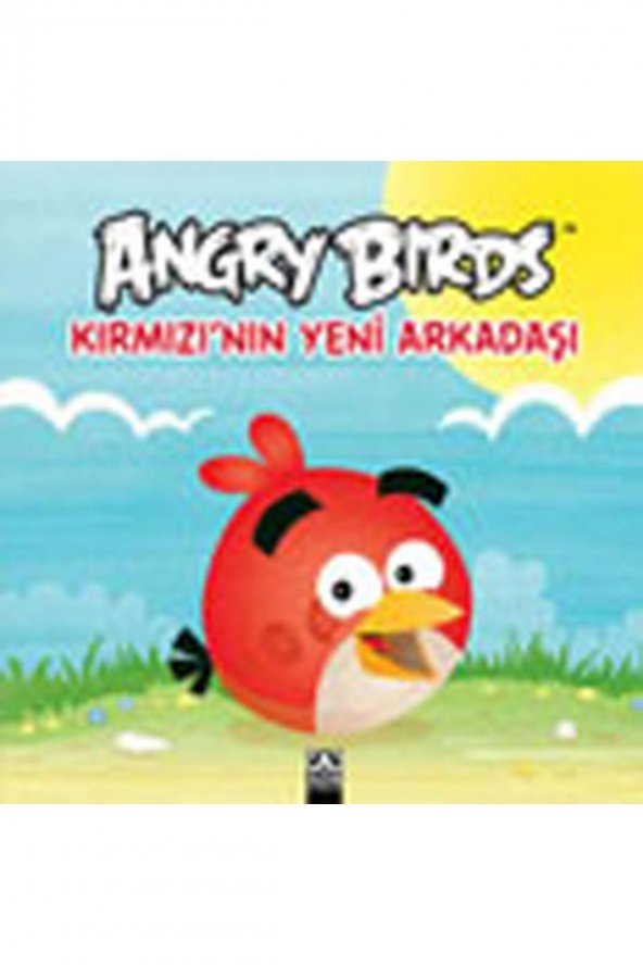 Angry Birds Kırmızının Yeni Arkadaşı