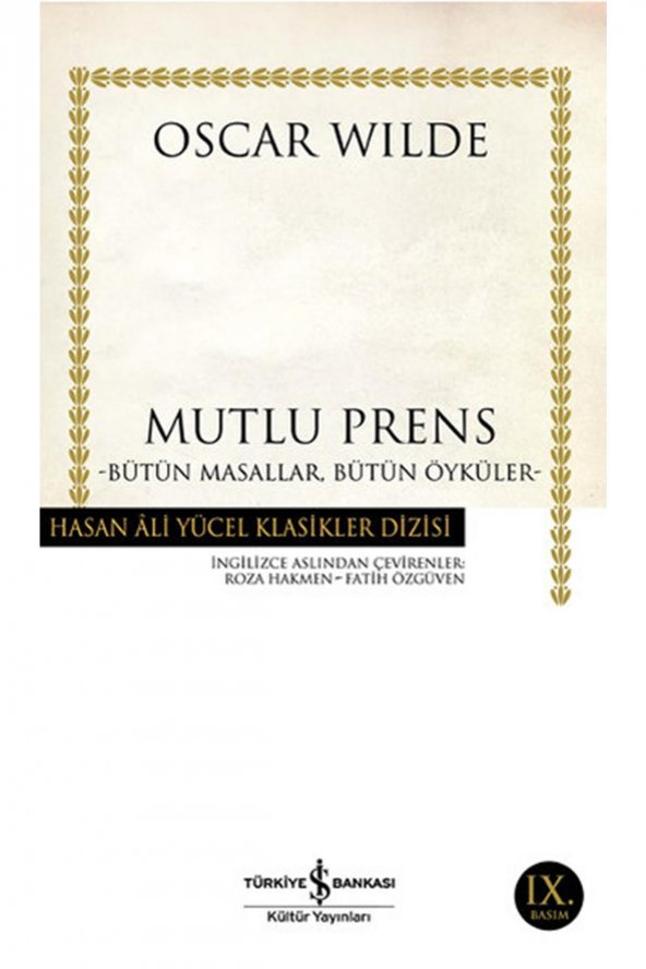 İŞBANKASI / MUTLU PRENS - BÜTÜN MASALLAR