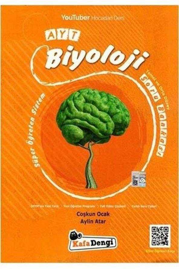 Kafa Dengi Yayınları  AYT Biyoloji  Soru  Bankası