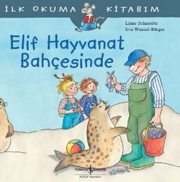 İŞBANKASI / ELİF HAYVANAT BAHÇESİNDE