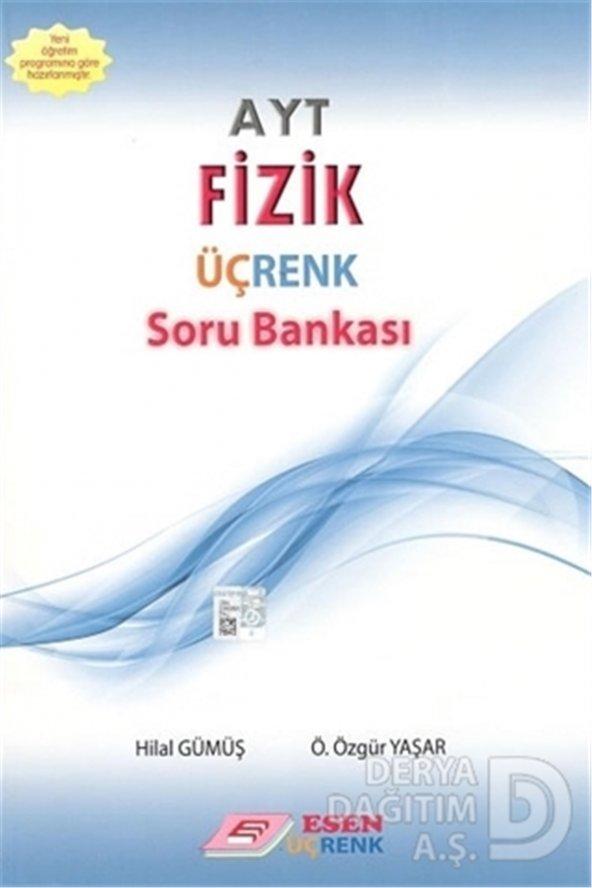 ESEN ÜÇRENK / AYT FİZİK  SORU BANKLASI