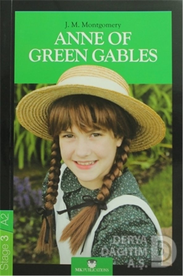MK /  STAGE 3 ANNE OF GREEN GABLES