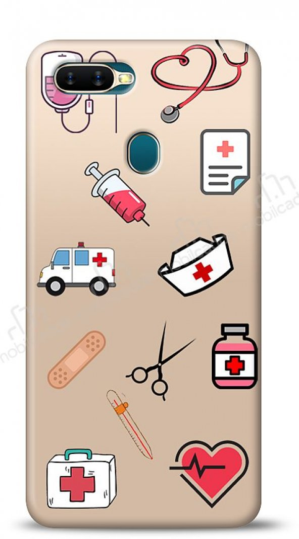 Oppo AX7 / Oppo A5s Health Kılıf