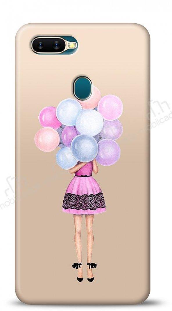 Oppo AX7 / Oppo A5s Balloons Kılıf