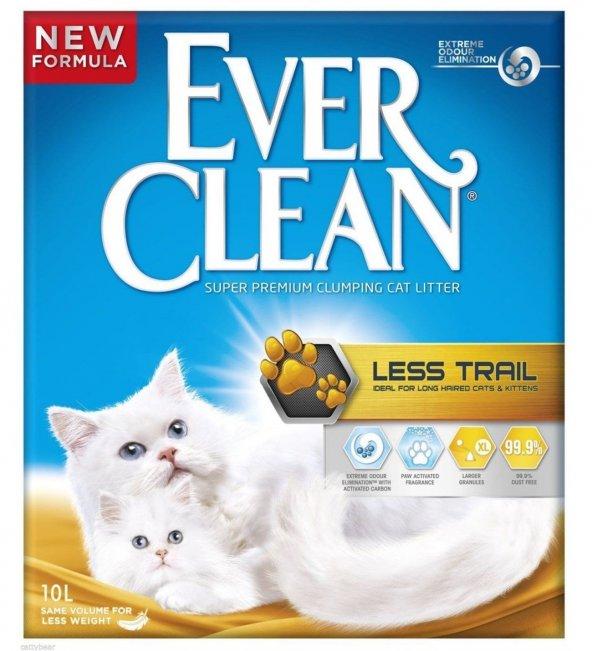 Ever Clean Less Trail (Patilere Yapışmayan) Kedi Kumu 10 Lt