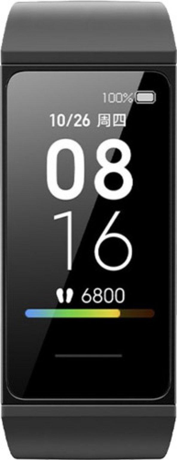 """Xiaomi Xiaomi Mi Band 4C 1.08"""" Renkli Ekran Nabız Sensörlü Akıllı Bileklik En Popüler 5. Akıllı Bileklik"""