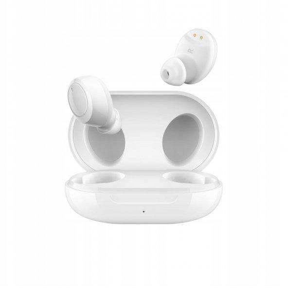 Oppo W11 TWS Kablosuz Kulaklık, Beyaz (Oppo Türkiye Garantili)