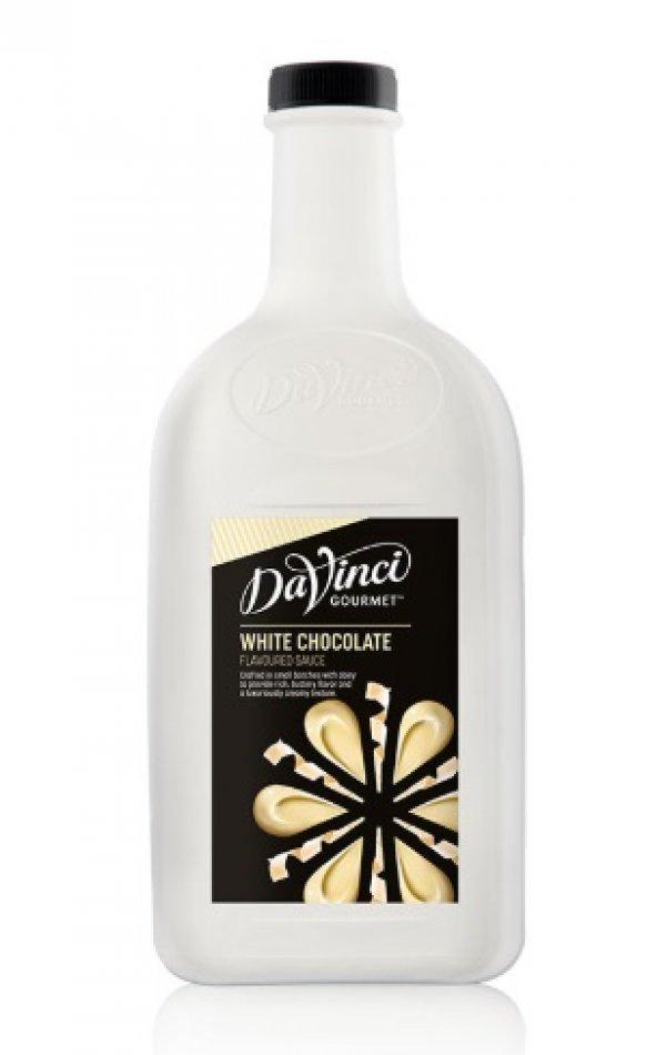 Davinci Gourmet Beyaz Çikolata Sosu 2 L