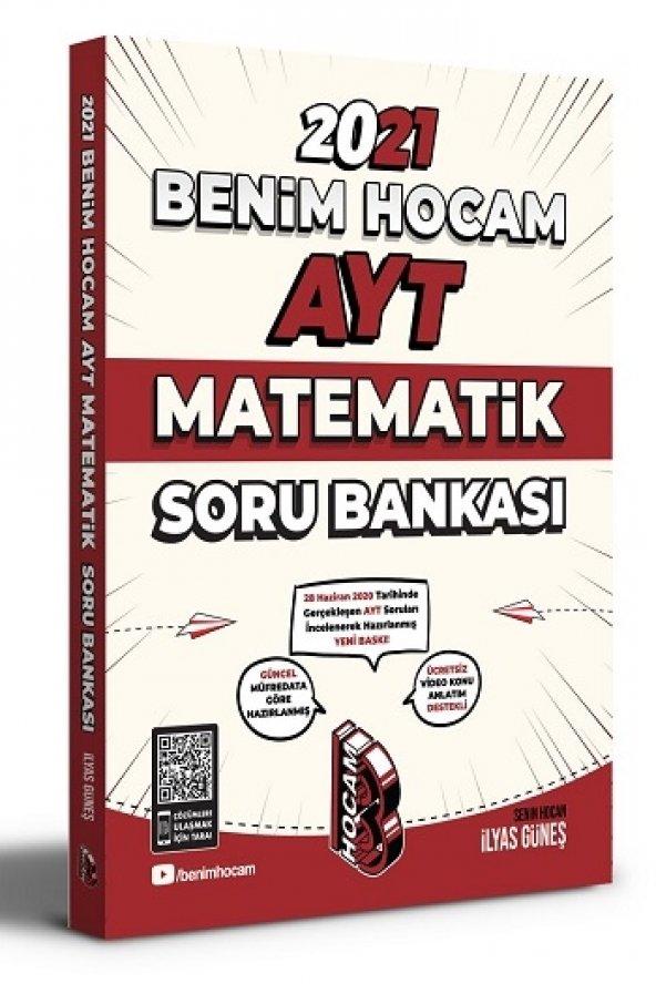 Benim Hocam Yayınları 2021 AYT Matematik Soru Bankası