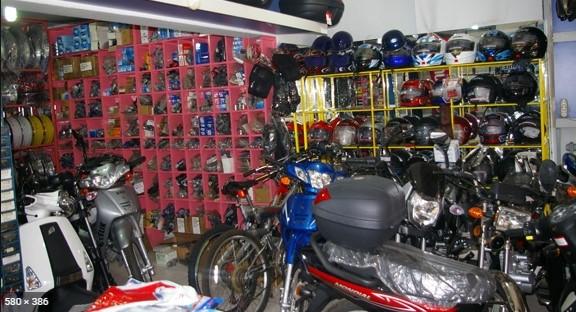 Motosiklet ve Parcaları Satısı